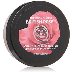 The Body Shop Beurre Corps Éclat Immédiat British Rose - 50 ml