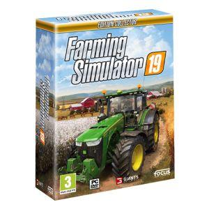 Farming simulator 19 - Edition collector [PC]
