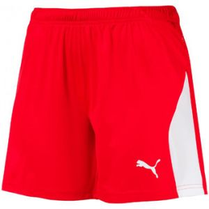 Puma Short Liga Shorts Women rouge - Taille EU S,EU M,EU L,EU XL,EU XS