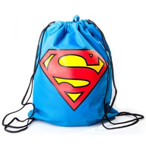 Bioworld Sac de gym Logo Superman