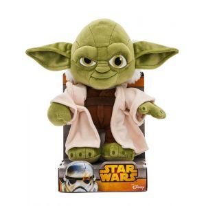 Joy Toy Peluche Yoda Star Wars 25 cm