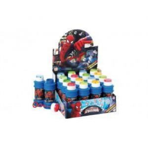 Dulcop Tube bulles à savon Spider Man 175 ml