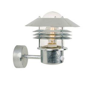Nordlux 25101031 - Applique Vejers d'extérieur avec détecteur de mouvement 60 W