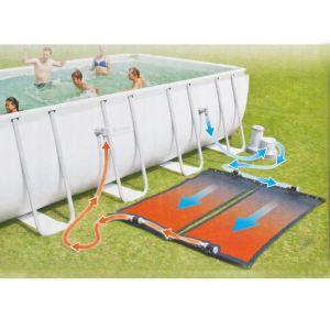 Réchauffeur solaire de piscine