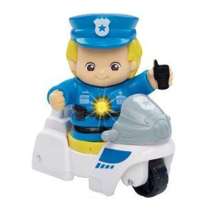 Vtech Tut Tut Copains Métiers : Olivier le policier et sa moto