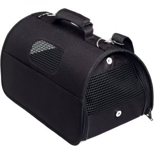 Anka Sac de transport Urban noir pour chien Taille 1 jusqu'à 6 kg