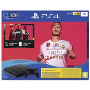 Sony PS4 1To Fifa 20 + Abo PS+ 14 jours