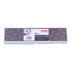 Mob 9000016001 - 16 clés mixtes en boite