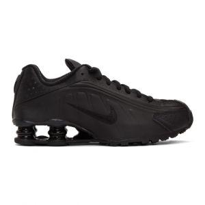 Nike Chaussure Shox R4 Homme - Noir - Taille 43
