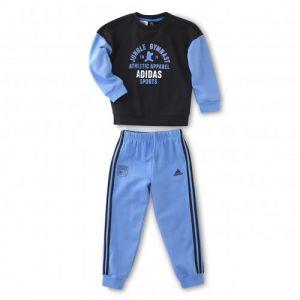 Adidas Ensemble kid graphic terry jogger set 9 12 mois