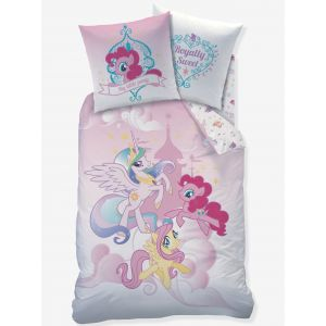 Cti Parure housse de couette My Little Pony Royally (140 x 200 cm)