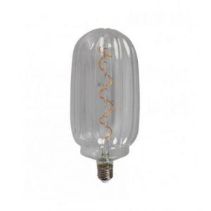 Ampoule LED rétro Edison Peter (H.25,5cm) filament spiral 4W (E27)