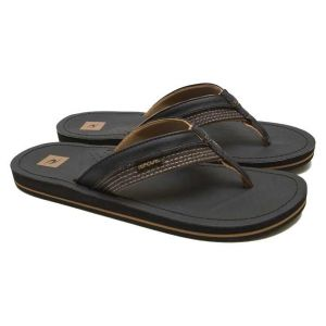 Rip Curl Tongs OX Noir - Taille 40,41,42,43,44,45,46
