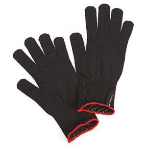 Arva Sous gants glove thermoline finger touch black