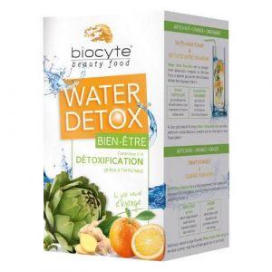 Biocyte Water détox bien-être 28 x 4 G