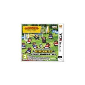 Pocket Football Club Eshop [3DS]