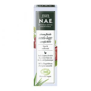 N.A.E. Sérum Fluide Anti-Âge Visage Certifié Bio - 30 ml