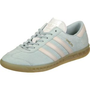 Adidas Originals - Chaussure Originals Hamburg W - Tactile Green/Clear Brown