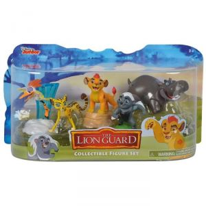 Simba Toys Simba le Roi Lion - Coffret 5 figurines 6,5 cm