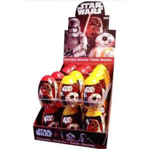 1 Oeuf Surprise Star Wars Bonbon + Jouet
