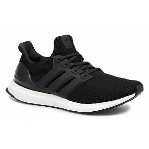 Image de Adidas Ultraboost, Chaussures de Trail Homme, Noir (Negbás/Ftwbla 000), 47 1/3 EU