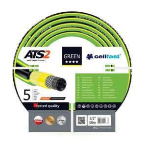 "Perel CELLFAST - TUYAU D'ARROSAGE - GREEN ATS2™ 1/2"" - 50 m"