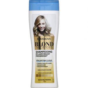 Kéranove Shampooing Blond vacances - Le flacon de 250ml