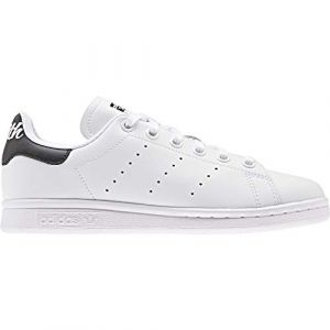 Adidas Chaussures enfant Chaussure Stan Smith blanc - Taille 35 1/2
