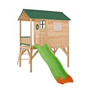 Amca Armelle - Maisonnette en bois sur pilotis
