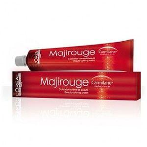 L'Oréal Majirouge Carmilane C5.60 Châtain clair Rouge intense 50 ML