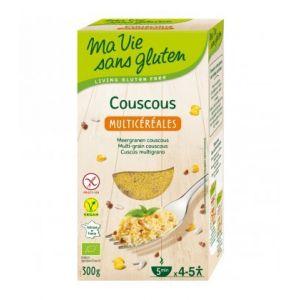 Ma vie sans gluten Couscous multicéréales 300gr