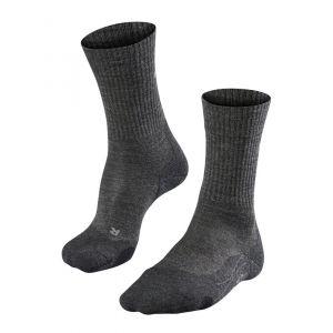 Falke TK2 Wool smog EU 42-43 Chaussettes trekking & randonnée