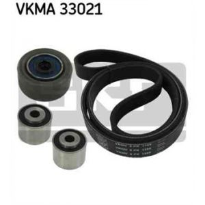 SKF Kit de courroies d'accessoires VKMA33021