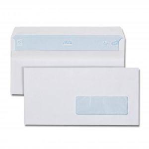 Gpv 1306 - Enveloppe Every Day 110x220, 80 g/m², coloris blanc - boîte de 500