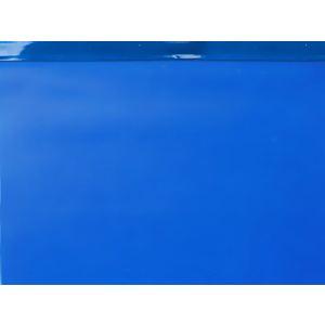 Gre FPROV618 - Liner 40/100 pour piscine ovale hors sol 610 x 375 x 132 cm (avec rail d'accroche)