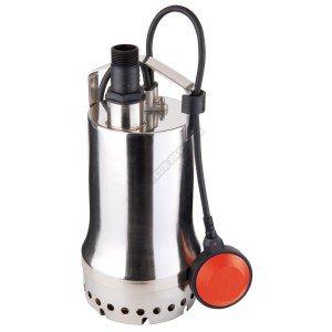 Pompe de relevage SUBSON PREMIUM S20-MFP pour eaux claires ou faiblement chargées. avec flotteur. D33x42. puissance moteur 0.5 k