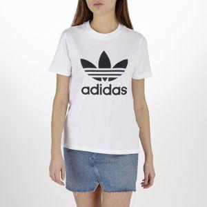 Adidas Originals Trefoil - T-shirt manches courtes - blanc