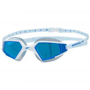 Speedo Aquapulse Max V3 Goggles Unisex, white/blue Lunettes de natation