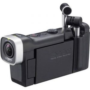 Zoom Q4n - Enregistreur audio/vidéo