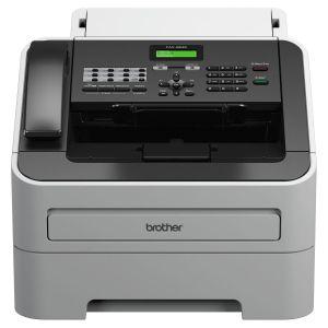 Brother Fax 2845 - Télécopieur laser monochrome avec combiné téléphonique