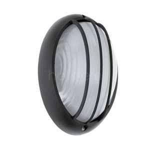 Eglo Applique murale SIONES 1 LED Noir, 1 lumière - Classique - Extérieur