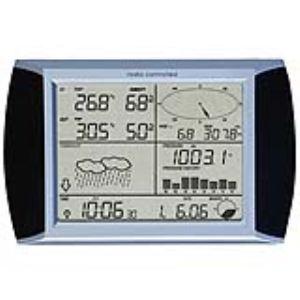 Velleman WS1080 - Station météo à écran tactile et connexion PC