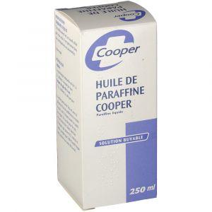 Cooper Huile de paraffine 250 ml