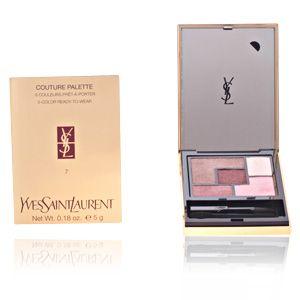 Yves Saint Laurent Couture Palette 07 Parisienne - 5 couleurs prêt-à-porter