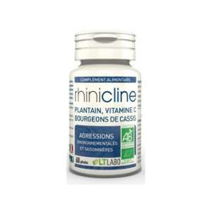 LT Labo Rhinicline Bio x 60 Gélules Végétales
