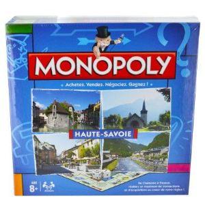 Winning Moves Monopoly Haute Savoie 2014