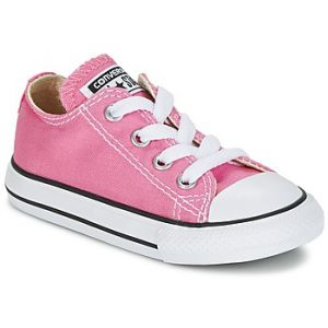 Converse Chuck Taylor All Star Core Ox, Baskets mode mixte enfant - Rose (Pink) - 26 EU