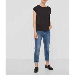 Vero Moda Ava - T-shirt manches courtes - noir