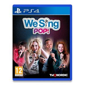 We Sing Pop sur PS4