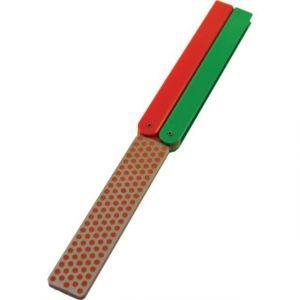 DMT Pierre a aiguiser FWEF 110x23 vert /rouge